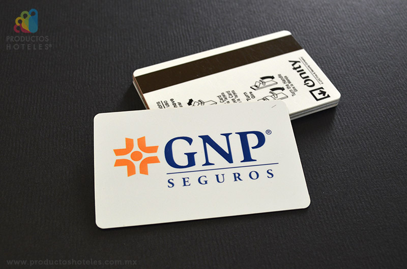 Tarjetas GNP