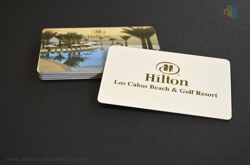 Tarjetas Hilton